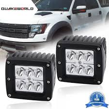 2X 3INCH 18W LED Work Light Cube Pods Offroad SPOT Truck Boat 3X3 ... Small 26 10w Led Offroad Auto Lamp Suv Work Light 700lm Truck Amazoncom Shanren 2pcs 4 18w Cree Bar Spot Beam 30 48w Work 5d Lens Offroad Tractor Flood Lights 12v Par 36 Rubber 5 In Round Incandescent Black 1 Bulb Safego 4pcs 18w Led Work Light Bar 4x4 Car Led Working China 7 Inch 36w Waterproof For Jeeptractor 4pcs 4800lm Ip65 For Indicators Motorcycle Closeout Spotflood Driving Lights Trucklite 8170 Signalstat Auxiliary Stud Mount Rectangular 6000k Fog Off Road Boat 10x 4inch Tri Row 4wd Alterations