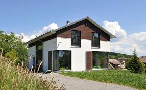 100 Modern Wooden House Design Wooden House Design 161 With Pitched Roof Frammelsberger