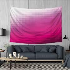 Gabby Pink Upholstered Full Bed