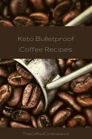 Keto Bulletproof Coffee Recipe