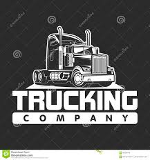 Trucking Company Logo Black And White Vector Illustration Stock ... Towing Logos Romeolandinezco Doug Bradley Trucking Company Logo Modern Masculine Design By The 104 Best Images On Pinterest Mplates Delivery Service Cargo Transportation And Logistics Freight Collectiveblue Free Css Templates Transport Ideas Fresh Logos Vintage Joe Cool Truck Logo Vector Eps 10 For Your Design Stock Vector Nikola82 Firm Cporation Illustration Illustrations 10321