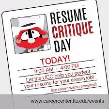 TTU Career Center On Twitter: