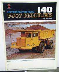 1991 International IH Dealer Sales Brochure 140 Pay Hauler ... Industrial Truck Scales In Montana For Sale Dumper Isolated Stock Image Of Coal Loader Crown Equipment Cporation Usa Material Handling Industrial Trucks Benefit From Motion Plastics Industry Update Deere 486e Big Wheel Lift Sold John Trucks Safety Traing Class 1 4 5 Ooshew Yellow On Photo Edit Now Photos Images Alamy New Road Cstruction Earthworks Landscape Side View Of Color Designed For Infinity