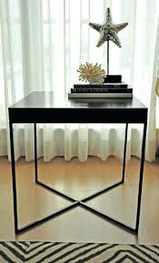Lack Sofa Table Uk by Lack Side Table Hacked Modern Living Room Tables For Uk