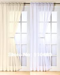 front door side window curtain panels curtains french panel