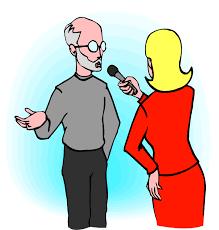Free News Reporter Cliparts Download Clip Art