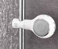radio salle de bain radio etanche pour salle de bain 3 aquatunes de grohe une