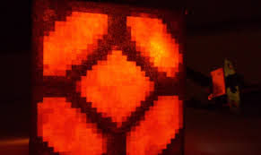 Glowstone Lamp Minecraft Xbox by Gas Lamp Lamp Art Ideas