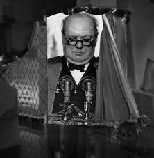 Winston Churchill Delivers Iron Curtain Speech Definition by Will Power Timeline Wayne Xiao Long 小龙