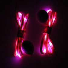 led shoelaces light up shoe laces with 4 modes flash shoestrings