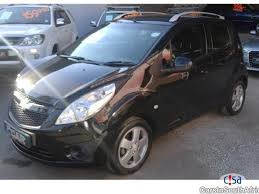 Currently 4 grey 2012 Chevrolet Spark for sale Mitula Cars