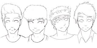 5 Seconds Of Summer Amnesia Line Art By Wolflover 101