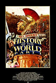 History Of The World Part I Poster