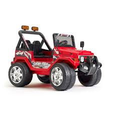 100 Renting A Truck From Home Depot Kidsquad 12V Jeep Wrangler RideOn Toy In Red The Canada