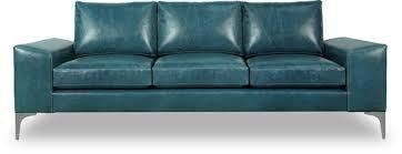 sofa 3 sitzer wohnzimmer polster sitz garnitur leder türkis textil neu