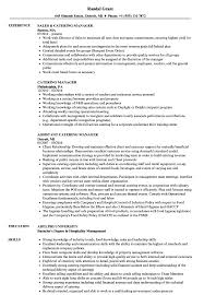 Catering Manager Resume Samples | Velvet Jobs Resume Sales Manager Resume Objective Bill Of Exchange Template And 9 Character References Restaurant Guide Catering Assistant 12 Samples Pdf Attractive But Simple Tricks Cater Templates Visualcv Impressive Examples Best Your Catering Manager Must Be Impressive To Make Ideas Sample Writing 20 Tips For