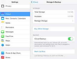 How to Clear iCloud Storage When It Is Full