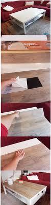 ikea hack ikea lack tisch passer d une table blanche à une