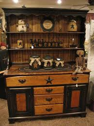 Lofty Ideas Primitive Country Furniture Best 25 Hutch On Pinterest