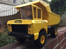 VINTAGE TONKA TRUCKS Dump Truck - $70.00 | PicClick