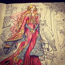 I Got A Game Of Thrones Coloring Book Thanks To Our Best Friends Beckibucket And