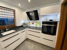 elegante moderne küche