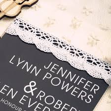 Shop Black And White Wedding Invitations Online