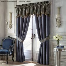 108 Inch Navy Blackout Curtains by Curtains And Drapes Touch Of Class