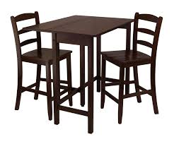 Winsome Wood Lynnwood 3pc Drop Leaf High Table With 2 Counter Ladder ... Belfort Essentials Abaco 54 Square Solid Acacia Wood Top Counter Shop Juvenile Java Mission Table With Two Chairs Set Rich Mocha Hanover Montclair 3piece Metal Outdoor Bar Height Ding Handmade Solid Oak Tall Table Two Chairs And High Stools Small Rectangular Kitchen Homesfeed High In Cheltenham Gloucestershire Gumtree 84 Off Glass Tables Coaster Fniture 102271 Tone Island Parkland 2 Item 94349 Walmart Canada Marble Matching Ayr South Winsome Lynnwood 3pc Drop Leaf Ladder Chair On Carousell