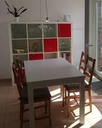 kallax expedit einsätze glas vitrine hochglanz rot