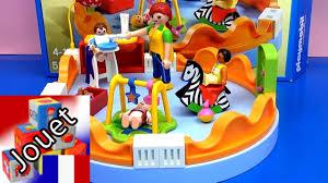playmobil chambre bébé chambre pour enfants playmobil city groupe de jeu démo