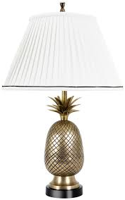 Frederick Cooper Porcelain Table Lamps by Pineapple Tropical Lamps U2013 Home Design And Decor
