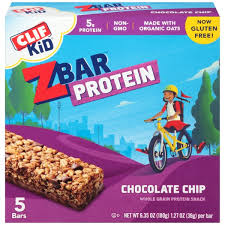 Clif KidR Chocolate Chip ZBar Protein