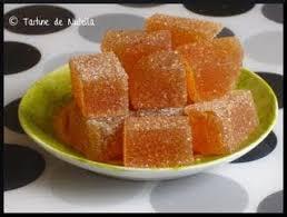 pâte de fruits à la prune jaune paperblog