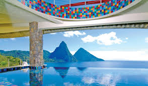 100 Jade Mountain Rates Packages St Lucia St Lucias Most