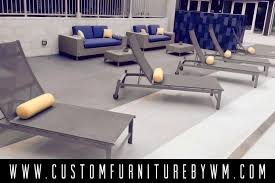 Martha Stewart Living Replacement Patio Cushions by Burbank Furniture Burbank Ca Couch Chairs Reupholstery Service