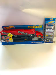 Hot Wheels Truck With 5 Toy Cars*included, Toys & Games, Others On ... Hot Wheels Mega Hauler Truck Carry Case Toy Hot Wheels Truck New Look 2018 Monster Jam H J Batman Shop Cars Trucks Amazoncouk Toys Games Wheels Truck On Carousell Pop Culture 164 Scale Deadpool Food Walmartcom Your Way Online Shopping Earn Amazoncom Hw Offroad 112250 Baja Team Philippines Price List Scooter Colctible Jammystery Flk27 Crashin Big Rig Vehicle Transporter