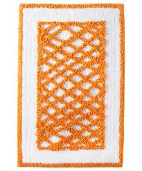 Nice Orange Bathroom Rugs Orange Bath Rugs Mats Mats Rugs Flooring
