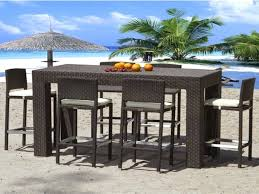 Bar Height Bistro Patio Set by Patio Ideas Bistro Patio Set Bar Height Patio Bistro Table Bar