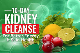 10 day kidney cleanse for better energy skin health goji