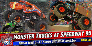 Monster Trucks At Speedway 95 - 2 JUN 2018 Monster Trucks Custom Shop 4 Truck Pack Fantastic Kids Toys Bigfoot Vs Usa1 The Birth Of Truck Madness History Movie Poster Teaser Trailer Trucks Take American Culture On The Road San Diego Dvd Buy Online In South Africa Takealotcom Destruction Tour Set To Hit Fort Mcmurray Mymcmurray Video Youtube Rev Kids Up At Jam Out About With Traxxas 360341 Remote Control Blue Ebay Batman Wikipedia Mini Hammacher Schlemmer
