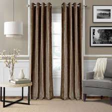 Suction Cup Window Curtain Rod by Blackout Curtains U0026 Drapes Window Treatments The Home Depot