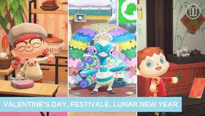 Items Where Year Is 2021 Animal Crossing New Horizons Everything New In Feb
