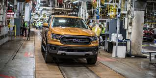 100 New Ford Pickup Truck Ranger Pickup Truck Production Begins Business Insider