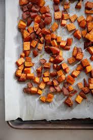 Sweet potato home fries Recipe