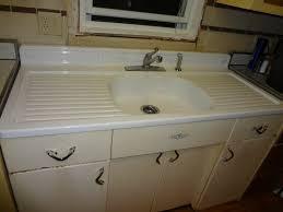 vintage 1950s youngstown kitchen sink and cabinet 54 kitchenaider