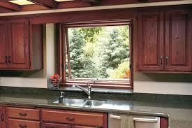 windows kitchen sink kitchen alteration with large window