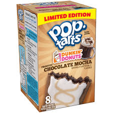Dunkin Donuts Pumpkin Latte Ingredients by Amazon Com Pop Tarts Dunkin Donuts Frosted Vanilla Latte Toaster
