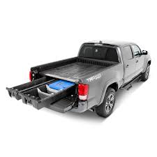 100 Truck Bed DECKED Midsize Storage System