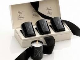 bougies parfumees pas cheres coffret bougies parfumees beauté en image
